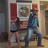 A Girl Dances with Her Father, and It's Adorable!