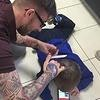 This Barber Goes the Extra Mile to Cut Autistic Boy's Hair