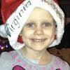 Cette petite fille de 4 ans atteinte d'une leucémie fête Noël avant l'heure