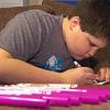 Autistic Boy Only Wants to Color with a Primrose Marker