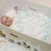 En Finlande, les bébés dorment dans des boîtes en carton